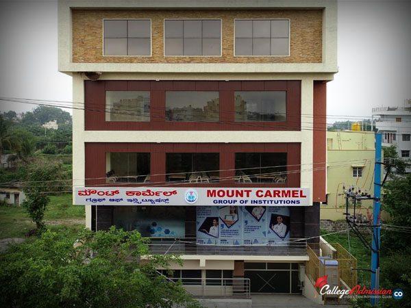 Mount Carmel College of Nursing Bangalore Photo