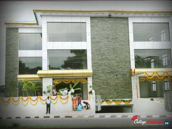 Adarsha College of Nursing ACN Bangalore Photo
