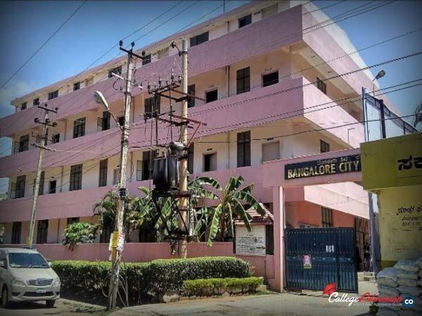 Bangalore City College of Nursing Bangalore Photo
