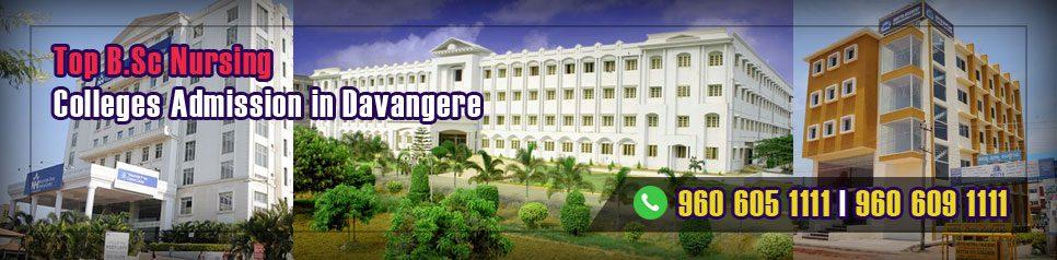 BSc Nursing Admission in Davangere, Karnataka