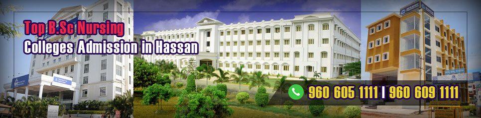 BSc Nursing Admission in Hassan, Karnataka