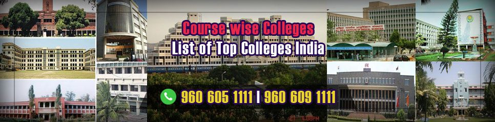 Best and Top Colleges in India