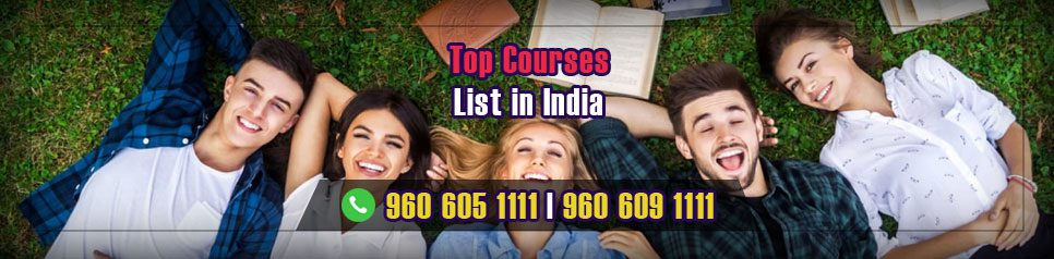 All Courses Details in India