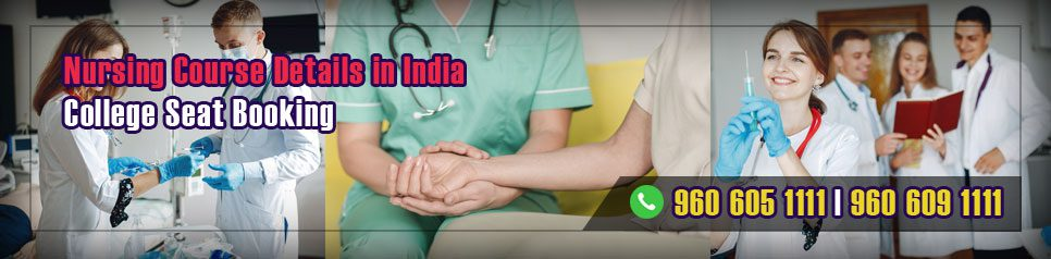 Nursing Course Details in India