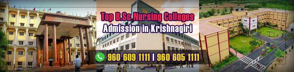 BSc Nursing Admission in Krishnagiri, Tamil Nadu