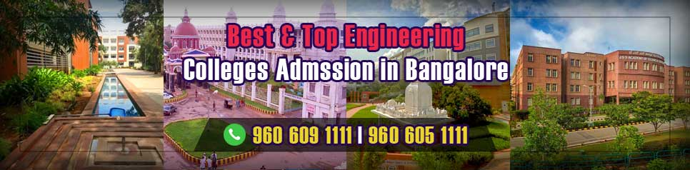 Best Top Engineering Colleges Admission in Bangalore, Karnataka
