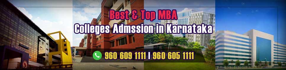 Best Top MBA Colleges Admission in Karnataka