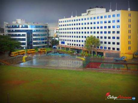 Dayananda Sagar College of Engineering Bangalore Photo