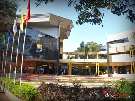 IFIM Business School Bangalore Photo