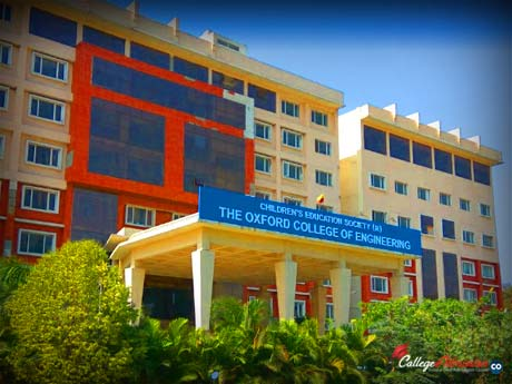 Oxford College of Business Management Bangalore Photo