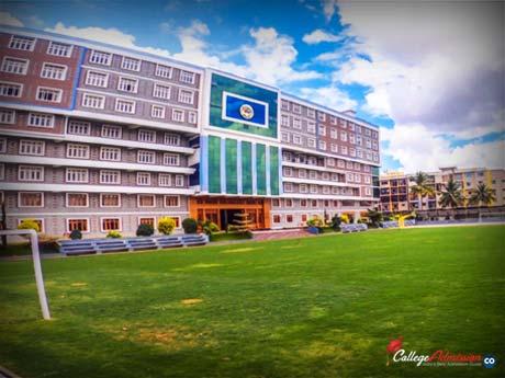 Kristu Jayanti Aviation Colleges Bangalore Photo