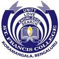St. Francis Aviation Colleges Bangalore logo